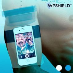 WPSHIELD WATERPROOF MOBILE PHONE CASE #WPSHIELD