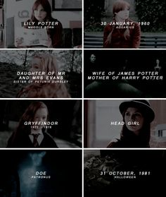 Lily (Evans) Potter