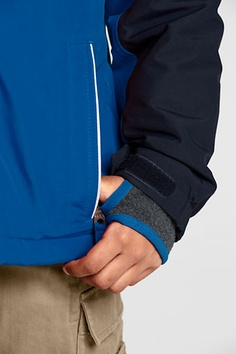 Boys' Squall® Waterproof Jacket from Lands' End