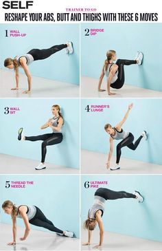 Reshape your ABS, Butt and Thighs with these 6 Moves  #QuickWeightLossTips #WeightLossExercises #BestSlimmingExercise #homeworkouts #buttexercises #Cardioexercise