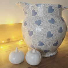 Sample 6 Pint Jug for Sample Event September 2015 at Bampton Court