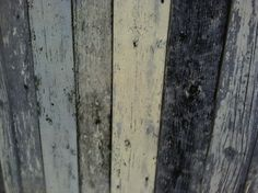 seen at Heimtextil 2012, wallcovering that looks like distressed planks