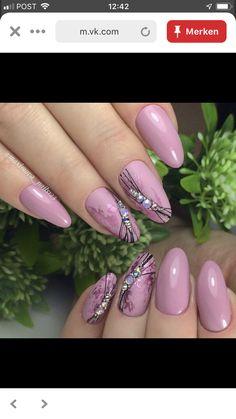 35 beautiful nail art designs that will catch your eye page 36 Gel Nail Art, Gel Nails, Cute Nails, Pretty Nails, Sunflower Nail Art, Summer Nails 2018, Nail Art Designs Videos, Trendy Nail Art, Elegant Nails