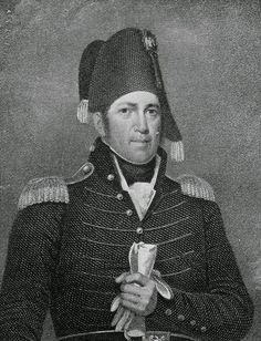Jacob Brown, U.S. general during the #Warof1812