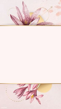 Trendy Ideas for wall paper pink polos iphone Collage Background, Flower Background Wallpaper, Background Patterns, Blog Backgrounds, Flower Backgrounds, Framed Wallpaper, Web Design, Sunflower Pattern, Floral Logo