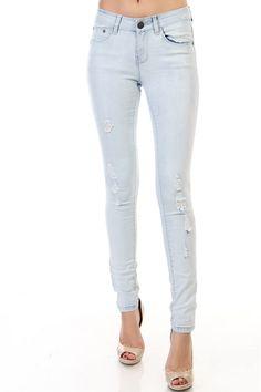 117 Miami Premium Skinny Jeans