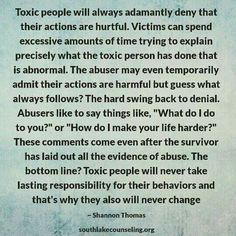 As a survivor of narcissistic abuse, the first step to recovery is to stop being a victim.  Stop blaming yourself, stop blaming the abuser, stop blaming others for not noticing or caring.  STOP.  FORGIVE WITH MERCY...forgive people involved everyone including yourself and move beyond it.  It's not going to make it better harboring anger or resentment.  Let it go, it is over and in the past.  Don't look back you aren't going there anyway. Take back your power by letting it go. Love people…
