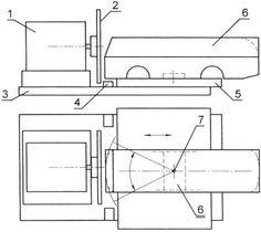Схема шлифовального устройства