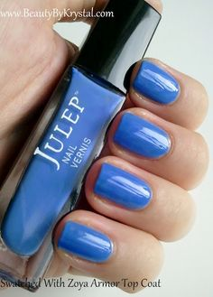 Julep Taylor  http://www.beautybykrystal.com/2012/01/nail-of-day-notd-julep-taylor.html