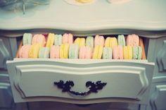 Macarons vintage!♥