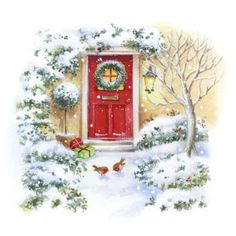 Lisa Alderson - LA - red door.jpg: