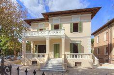 www.italialiberty.it | villino Liberty a Pesaro.