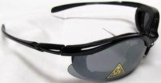 Undercover Eyewear Shield Gasket: Helmet-friendly design.  High-density removable foam.