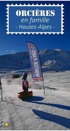 Un week-end à Orcières pour skier mais pas que: luge, chien de traineau, ferme pédagogique dans cette superbe station familiale