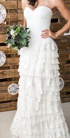 0dc6f4049 7 melhores imagens da pasta Vestido de Noiva - Martha Medeiros ...