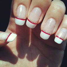Valentines Day Nails or Christmas :)