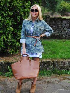 lapetiteblonde Outfit   Otoño 2012. Cómo vestirse y combinar según lapetiteblonde el 28-9-2012