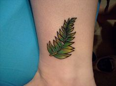 Fern Tattoo | Flickr - Photo Sharing!