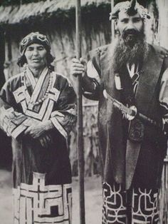Ainu  indigenous people in Japan and Russia