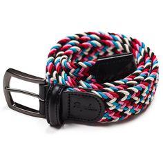 Cross Woven Belt. Rapha.