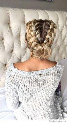 Penteados para o baile de finalistas - Moda & Style
