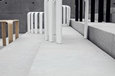 Fan stool by BEdesign: perfect for an empty corner – Llamas' Valley
