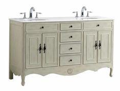 Double vanity bathroom Vanity Cabinet, Vanity Set, Marble Top, White Marble, Corner Bathroom Vanity, Porcelain Sink, Stylish Tops, Marble Countertops, Bath Vanities