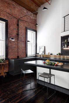 Attrayant Industrial Style Kitchen Industrial Lighting, Modern Lighting, Lighting  Ideas, Luxury Lighting, Cool