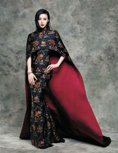 Vogue Taiwan September 2015: Fan Bingbing