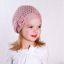 Image result for háčkované čiapky pre deti návod