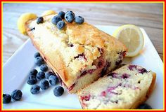 weight watchers best recipes | 3 Point Blueberry Loaf - weight watchers recipes