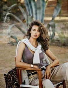Vogue España - Noviembre 2013 #autumn #fall