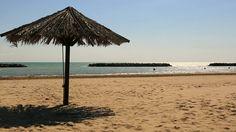 Spiaggia a Lido di Fermo #marcafermana #lidodifermo #marche