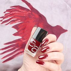 CATRICE • Caught On The Red Carpet • ICONails