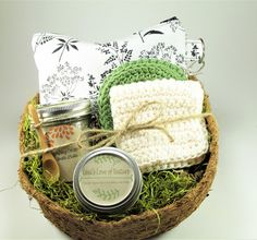 National Mud Pack Day- Great Spa Gifts from Etsy!