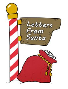 Santa Mail - Letters from Santa from the North Pole Instructions Santa Letter, Miniature Christmas, Christmas Elf, Christmas Decor, Christmas Ideas, Christmas Activities, Christmas Traditions, Holiday News, Navidad