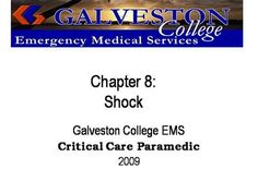ch08  by rprue via authorSTREAM Emergency Medical Services, Power Points, Critical Care, Galveston, Presentation, Education, Onderwijs, Learning, Electrical Outlets