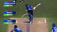 In LBW ICC reducing umpire's call margin