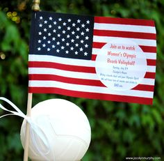 Jac o' lyn Murphy: Bump, Set, Olympic Volleyball Watch Party