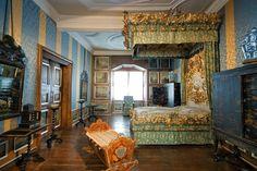 """Résultat de recherche d'images pour """"Schloss Weikersheim schlafzimmer"""""""