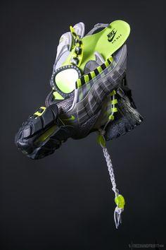 best service d2caa 5724f Air Max 95 · Custom Sneakers · Gas Mask Art, Masks Art, Gas Masks, Sneaker  Art, Jordan Swag,