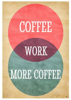 #coffee #quote #kaffee #poster #quotes #morning #work #working Poster Quotes, Morning Work, Humor, Motivation, Kaffee, Cool Quotes, True Words, Humour, Funny Photos