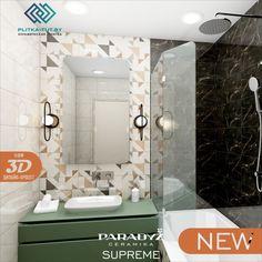 NEW Коллекция «SUPREME» Польская фабрика: Ceramika Paradyz размер: 25 x 75 см Освещение Для Ванной, Зеркало, Мебель, Домашний Декор