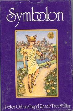 Symbolon cards  I am interested in the connection between astrology and the Tarot. On my WISH LIST.