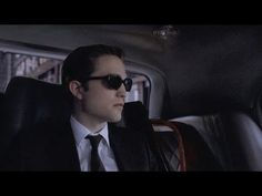 """'Cosmopolis' Trailer HD  """"Cosmopolis"""", David Cronenberg's outre noir which is premiering at Cannes is less a spaz attack then the last trailer, more a bad trip as the reality yields to the outer chaos surrounding Patz-anoid-son.  Lots of classic Cronenbergian sex, death and paranoia on display here."""