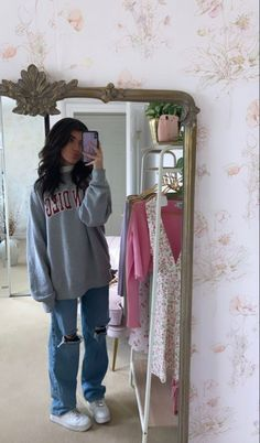Indie Outfits, Teen Fashion Outfits, Retro Outfits, Cute Casual Outfits, Stylish Outfits, Vintage Outfits, Girl Outfits, Tomboy Fashion, Streetwear Fashion
