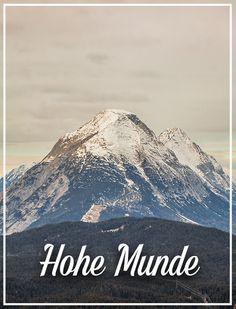 Hohe Munde Bergtour Leutasch Seefeld   Wanderung Tirol