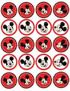 Unavailable Listing on Etsy Mickey Mouse Clubhouse Invitations, Mickey Mouse Stickers, Fiesta Mickey Mouse, Mickey Mouse Cupcakes, Mickey Mouse Parties, Mickey Party, Mickey Mouse And Friends, Baby Mickey, Mickey Mouse First Birthday