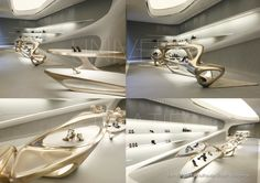 Zaha Hadid Architecture, Zaha Hadid Shoes, Stuart Weitzman, Architectes Zaha Hadid, Boutiques, Graduation Project, Hong Kong, Design, Milan
