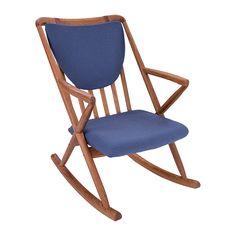 grace rocking chair in black arhaus furniture homebase